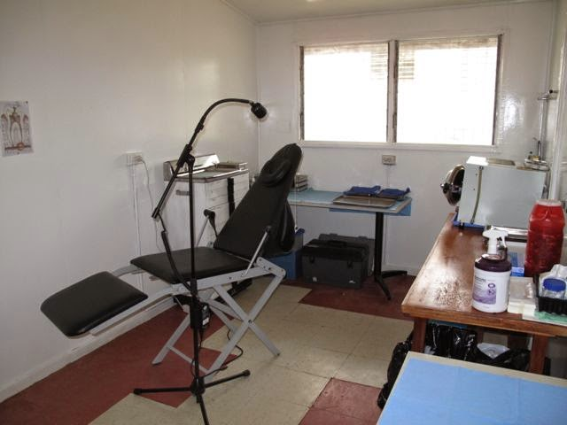 Erin In PNG: Dental Clinic