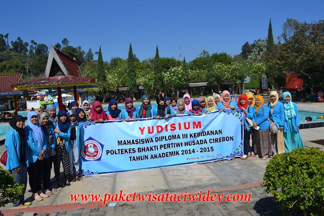 Kunjungan Poltekes BPH Cirebon di Situpatenggang