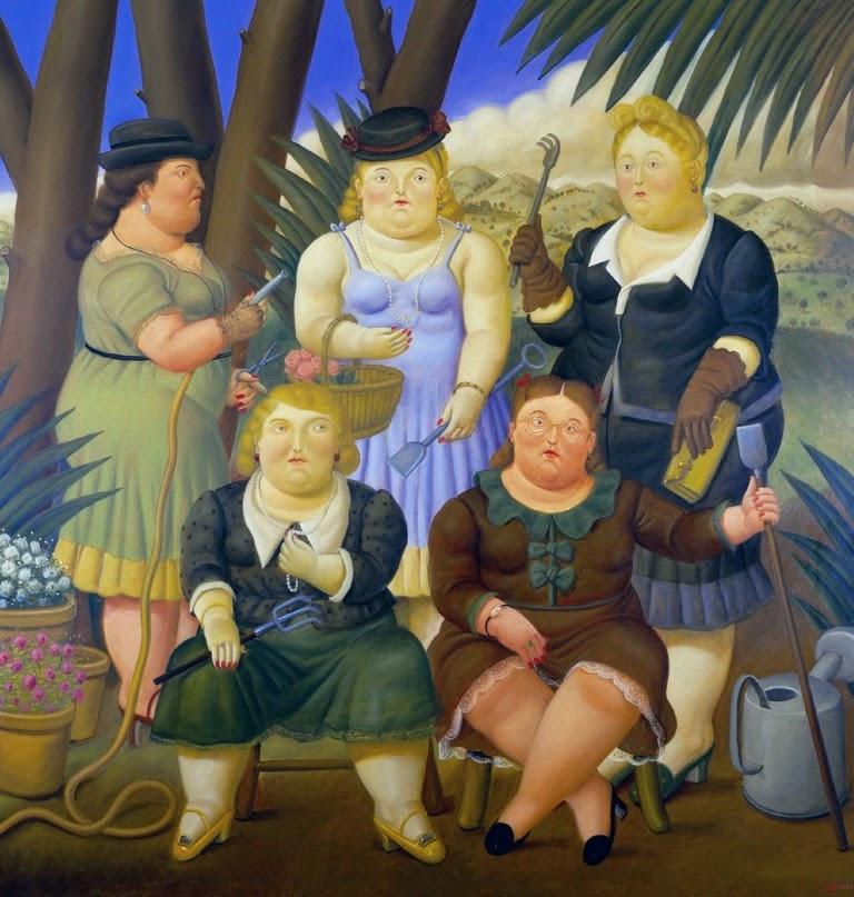 pinturas-de-gordos