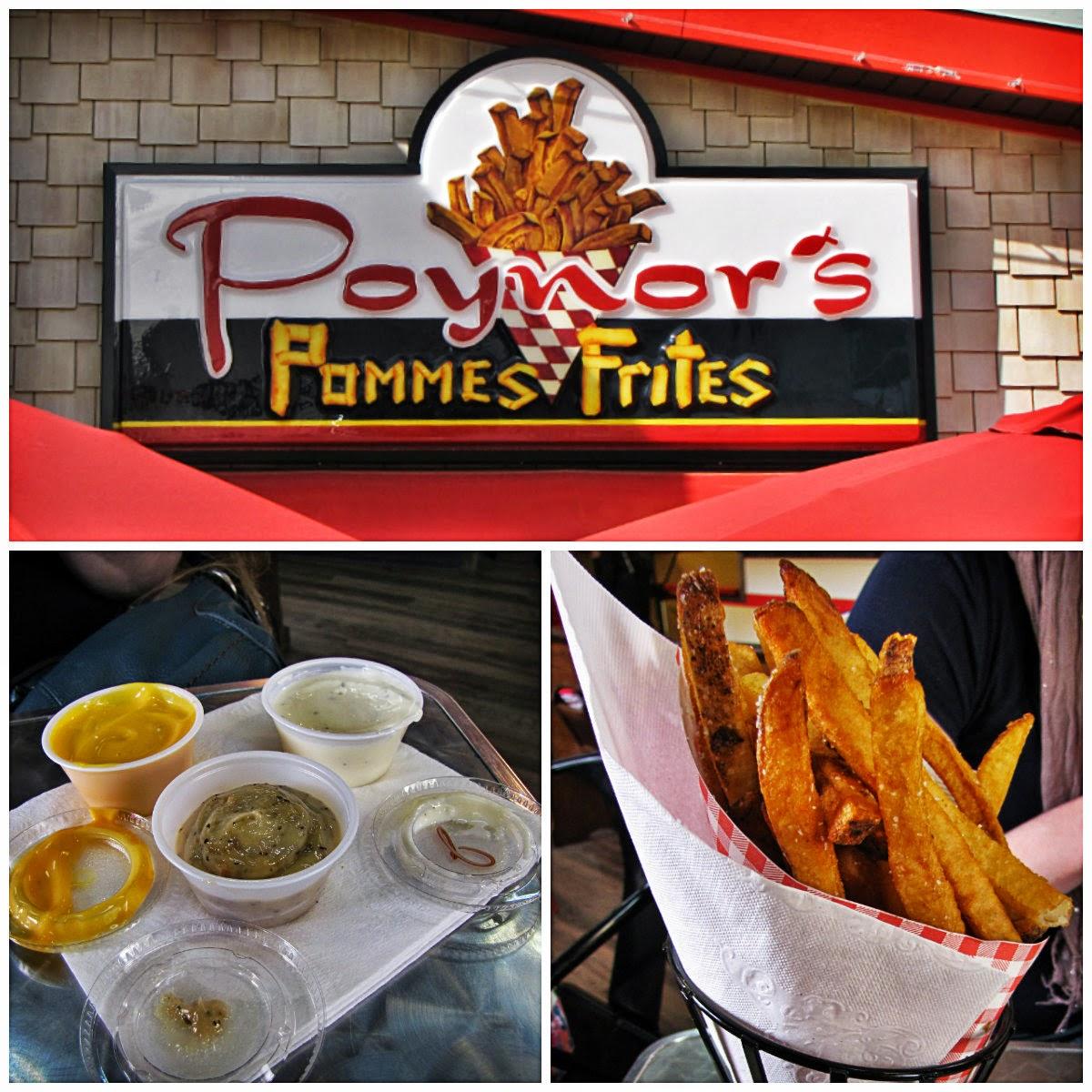Poynor's Pommes Frites