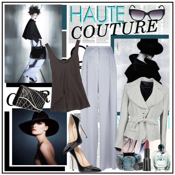 high fashion custom fitting clothin