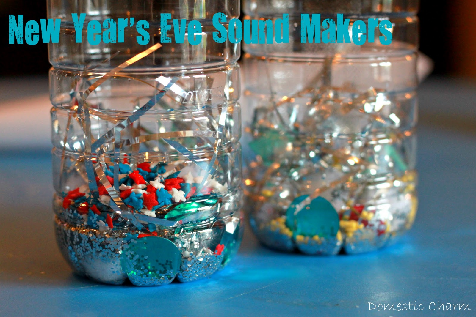 New Years Eve Craft Ideas For Kids Part - 29: New Yearu0027s Eve Sound Makers