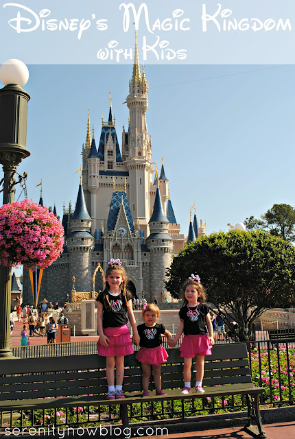 Walt Disney World Magic Kingdom with Kids, Serenity Now blog