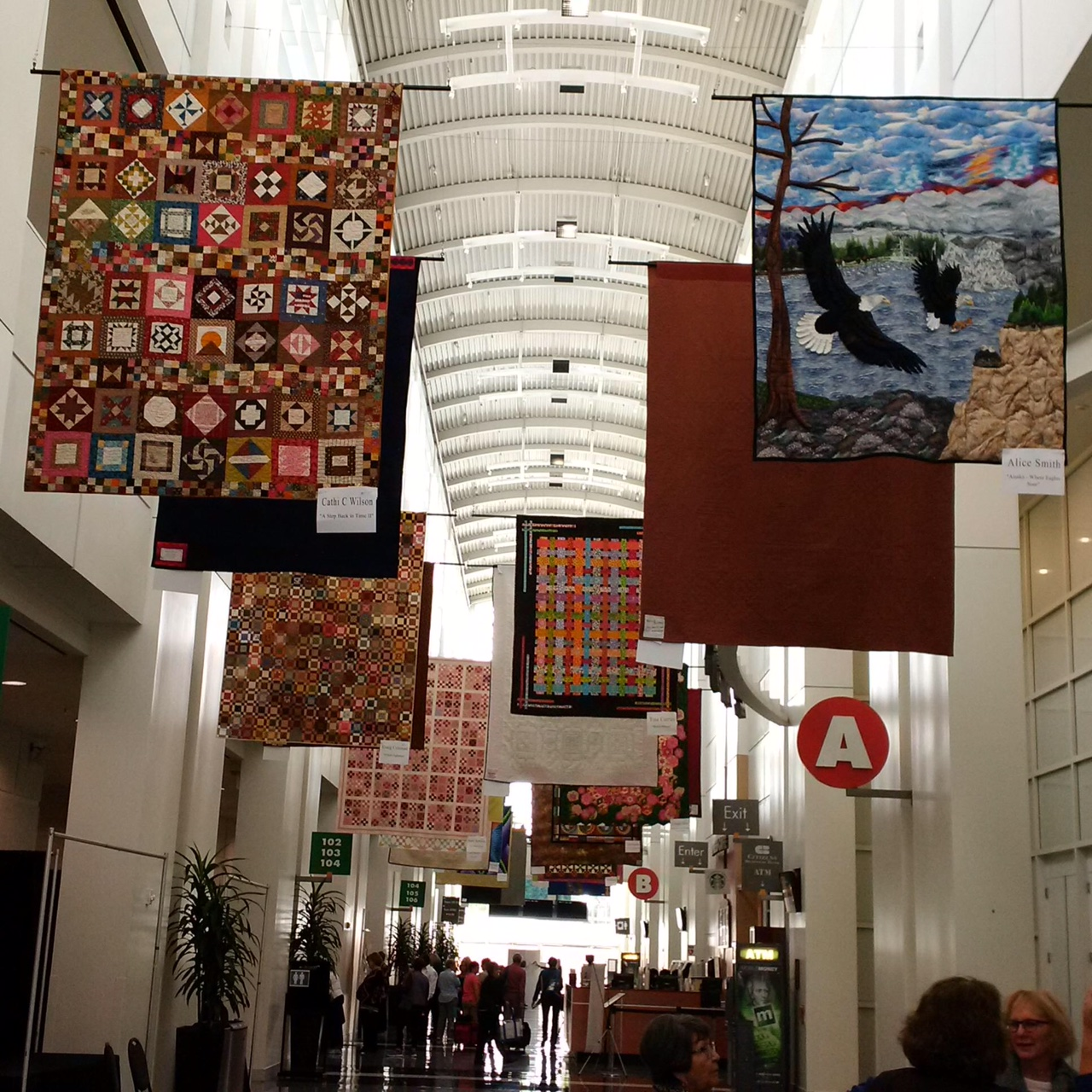 Block Party Studios: Road to California Quilt Show 2016 - Here We ... : california quilt shows - Adamdwight.com