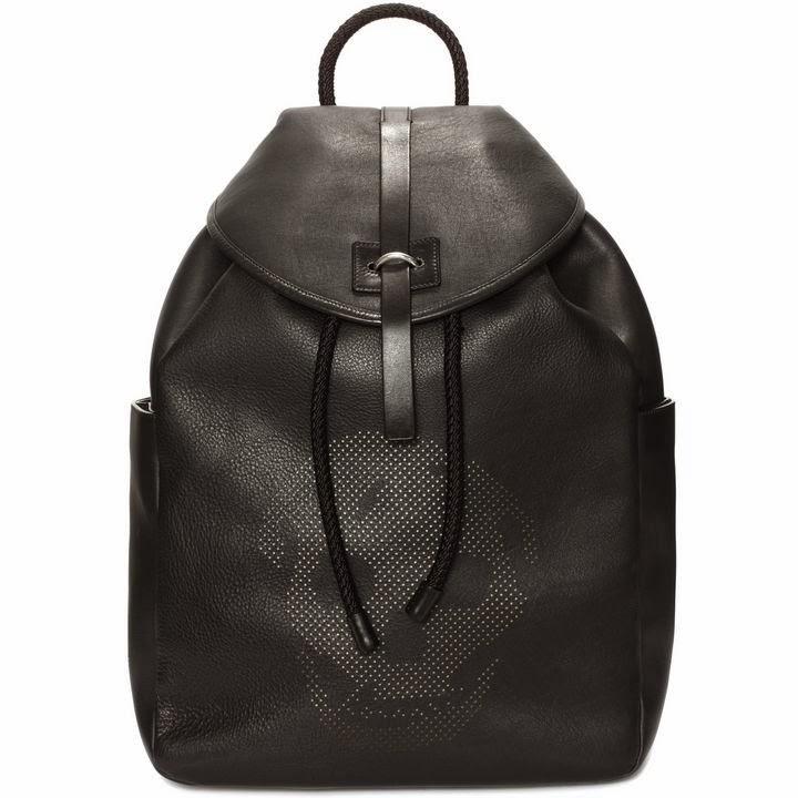 Sac Backpack Alexander McQueen, Skull clous, sac à dos