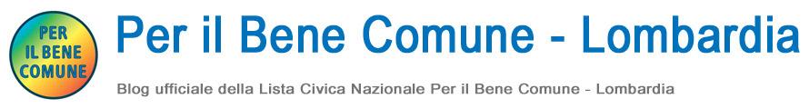 Per il Bene Comune - Lombardia