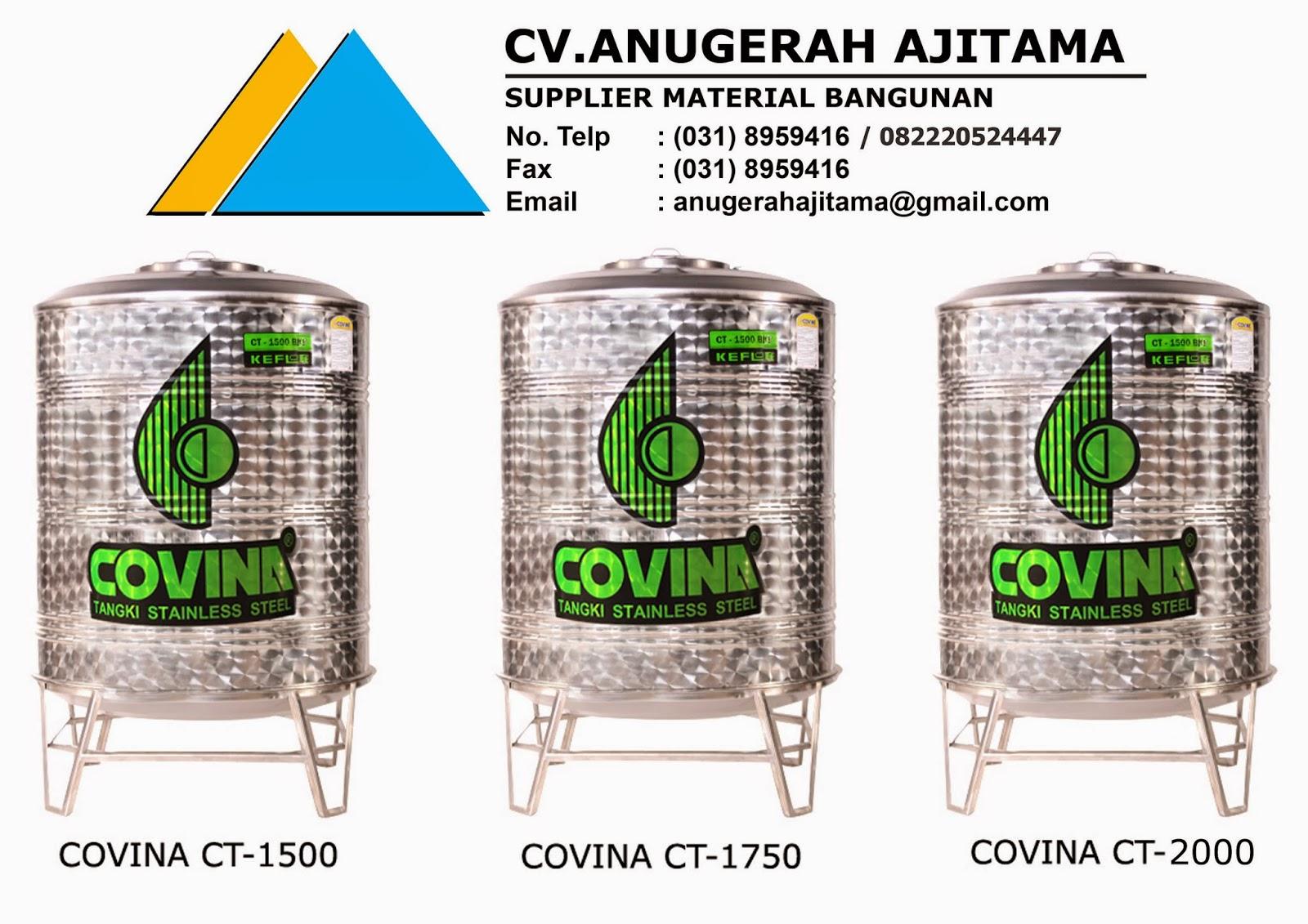 TANDON AIR COVINA CT-1500, COVINA CT-1750 DAN CT-2000
