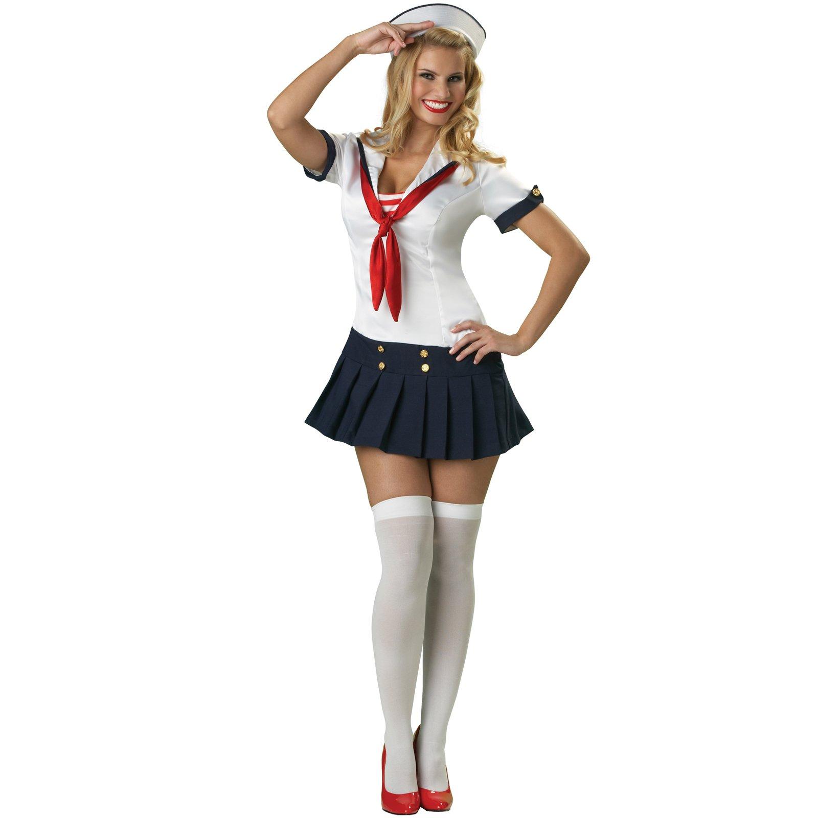 sexy sailor girl