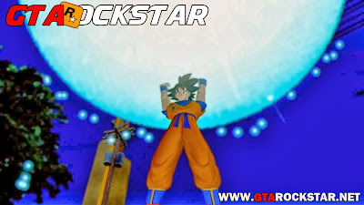 GTA SA - Dragon Ball Z Total Mod 2013