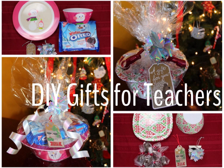 Diy Christmas Presents For Teachers : My favorites homemade christmas gifts for teachers