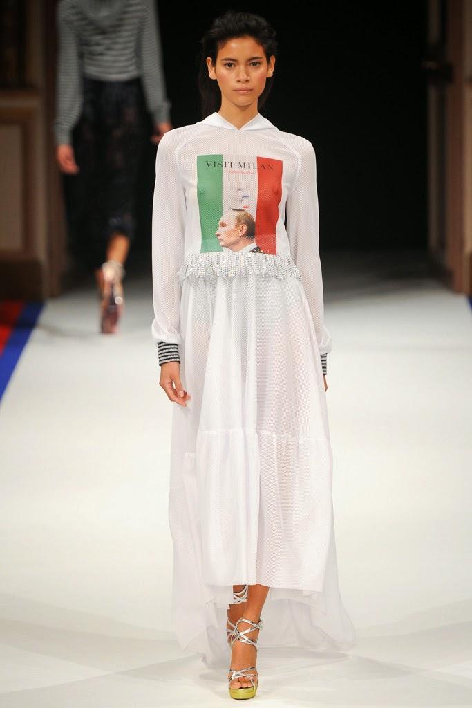 camiseta vladimir putin, italia, manga larag, con puños de marinero
