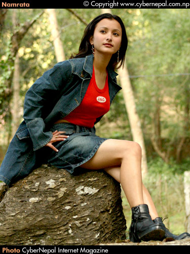 Namrata Shrestha Nepali Sey Model And Actress