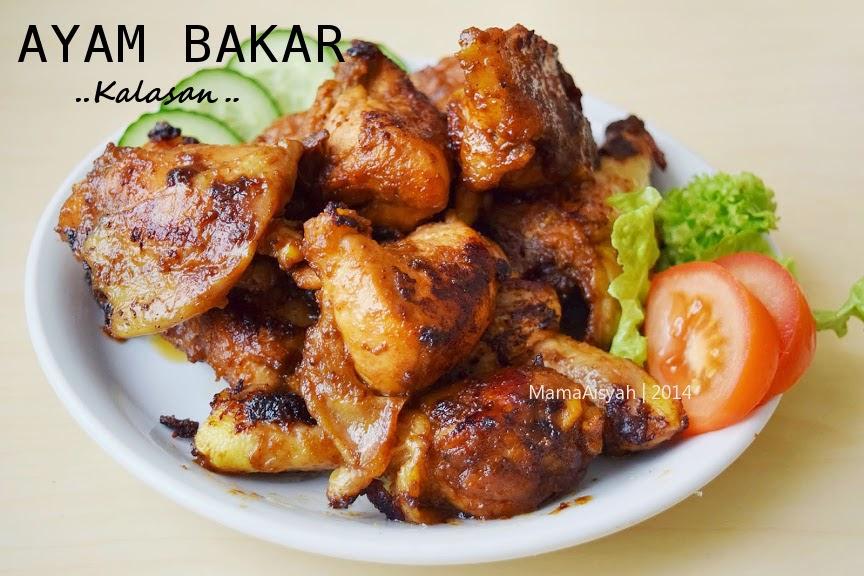 Ayam Bakar Kalasan dengan Teflon