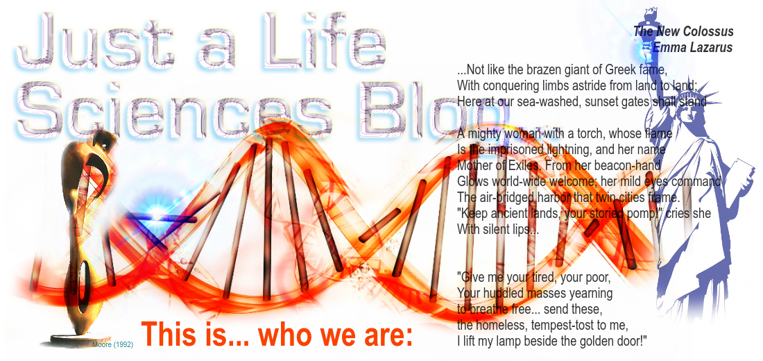 Just A Life Sciences Blog...