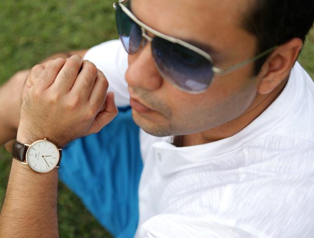 daniel wellington watch men