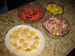 Finished Recipe Salads