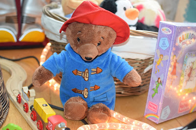 Rainbow Designs Interactive Talking Paddington Bear - Christmas Gift Guide 2015 - Emma in Bromley