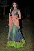 Manasa Glamorous Photos in Half saree-thumbnail-19