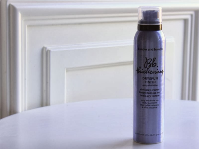 Bumble and Bumble Dryspun Finish Spray
