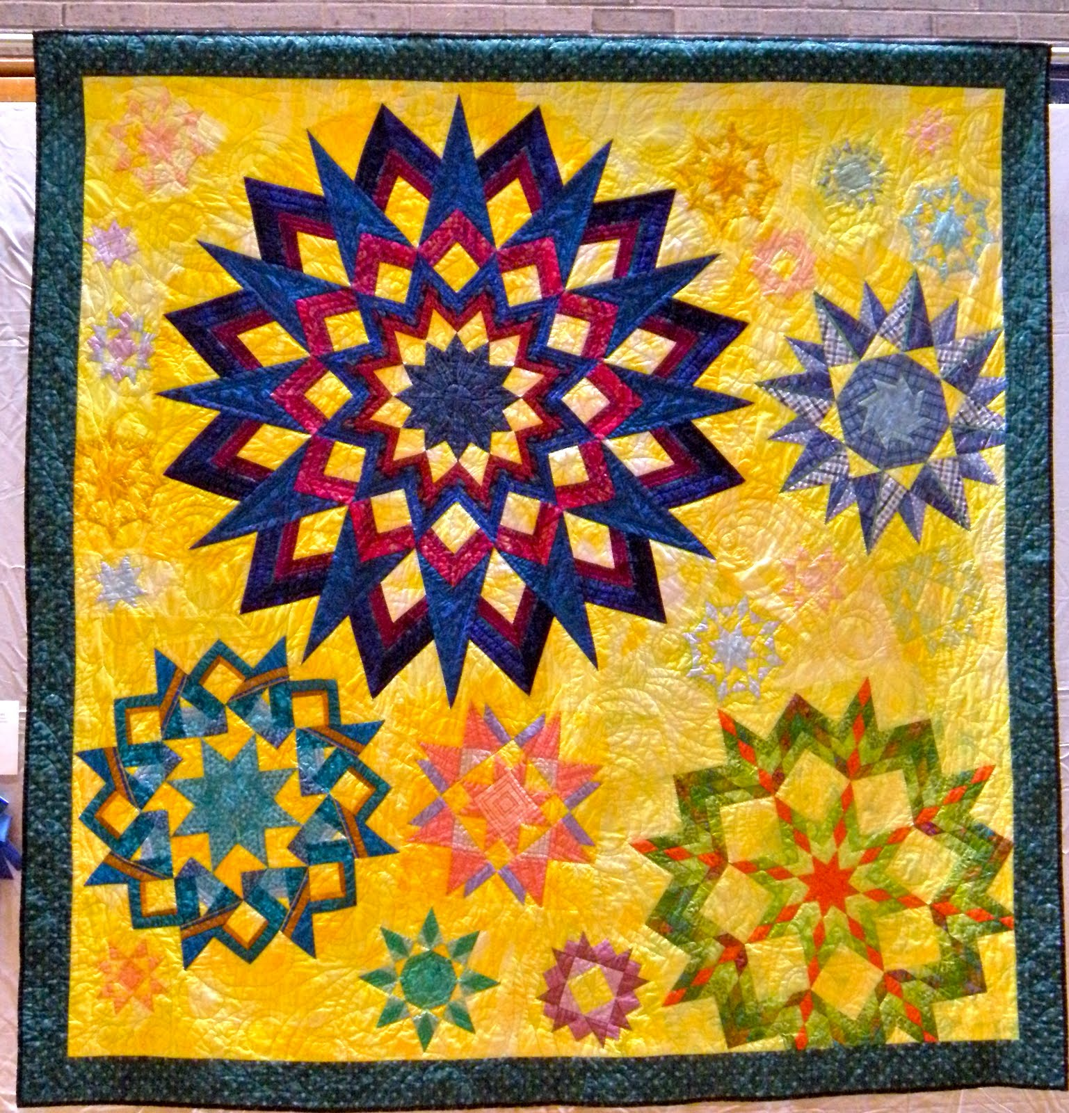 Fun With Barb: Northern Star Quilters Shine Again!