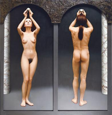 pintura-hiperrealista-de-desnudos
