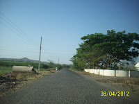 Road off Yavat