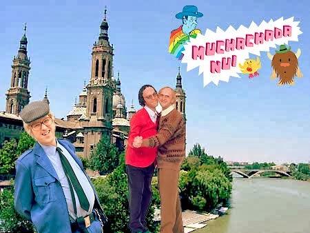 "Proyecto ""Jornada Chanante"" en Zaragoza"