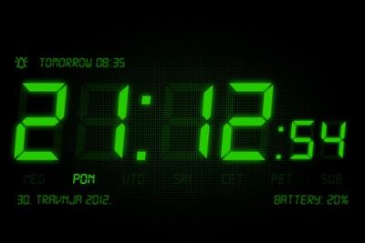 besplatni programi Download Alarm Clock Free za iPhone, iPad, iPod