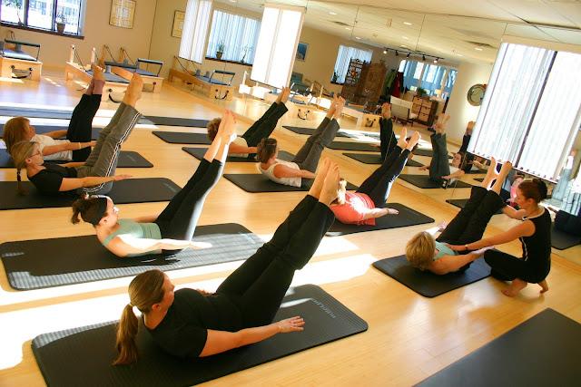 Пилатес Pilates Фитнес
