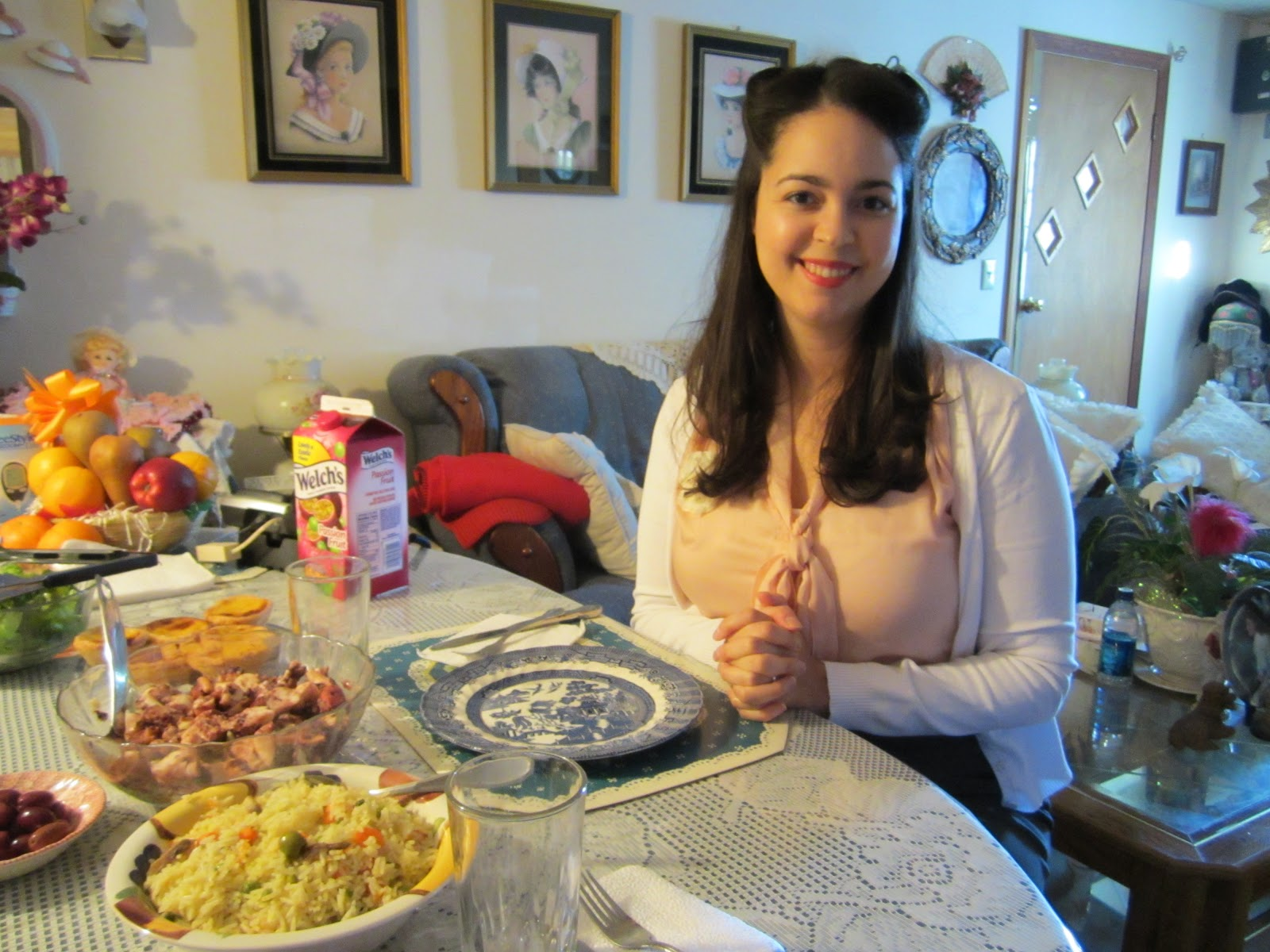 Thoughtful eating a food blog christmas eve lunch and christmas since i didnt do any cooking for christmas eve i spent a lot of time planning a christmas dinner most of the recipes come from my colombian recipes forumfinder Images
