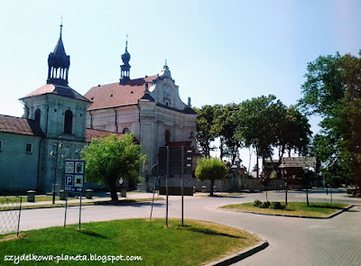kościół w krasnobrodzie