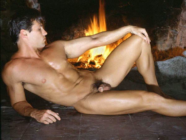 Nude males Christmas