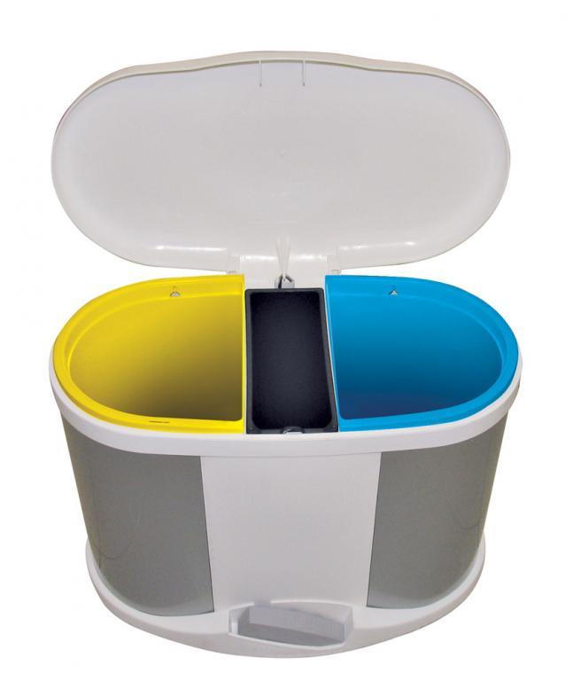Doskona a pani domu segregacja odpad w nie taki diabe for Ikea pattumiera