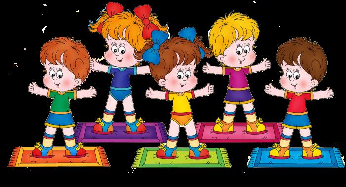 Детские картинки о спорте и физкультуре