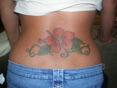 Phoenix Female Tattoo Designs With Phoenix Back Body Tattoo Pictures 4