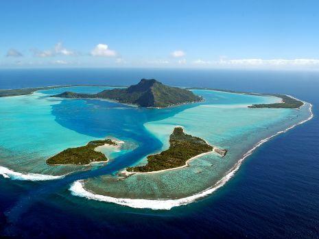 Projet : en Polynésie