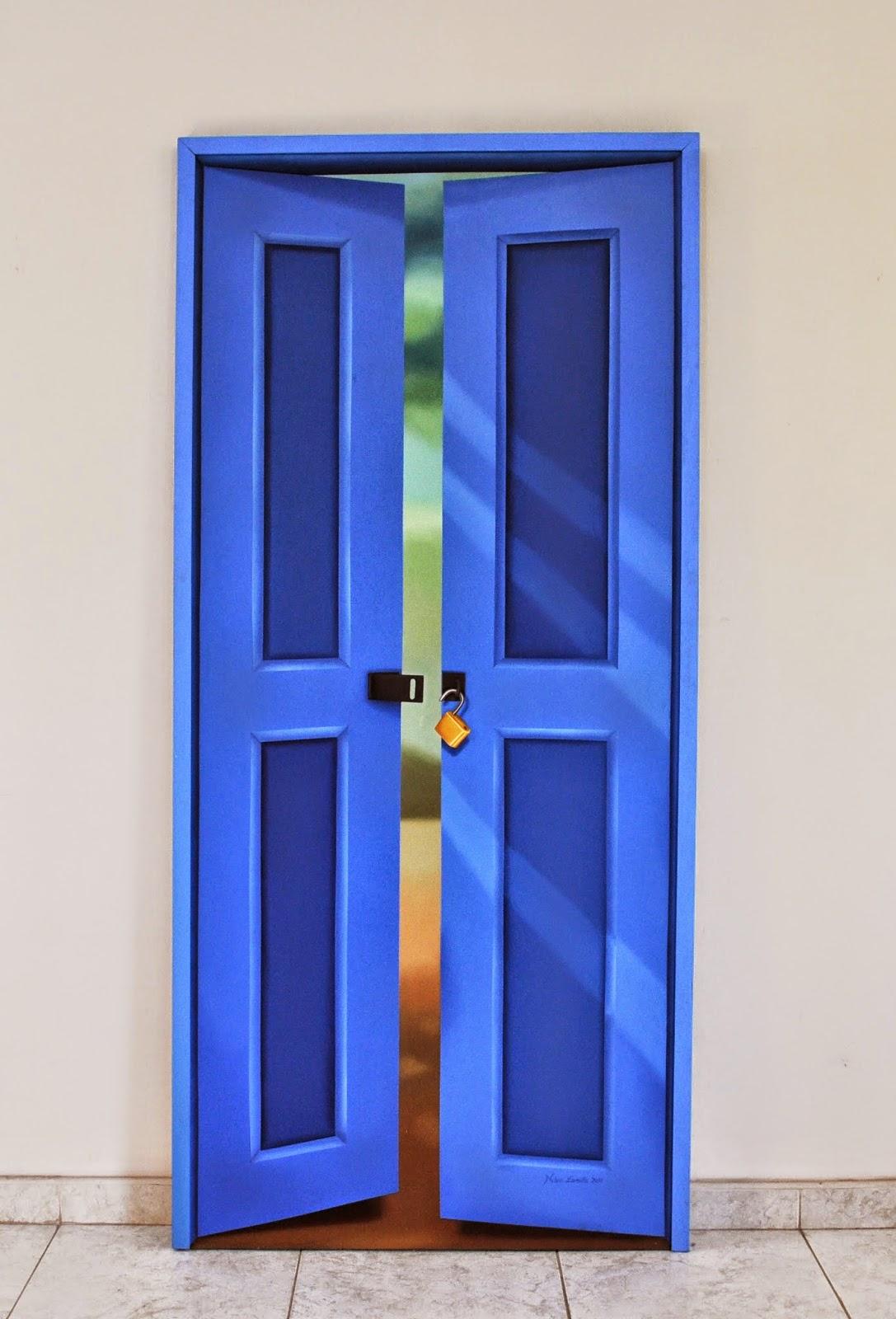 pinturas-realistas-de-puertas