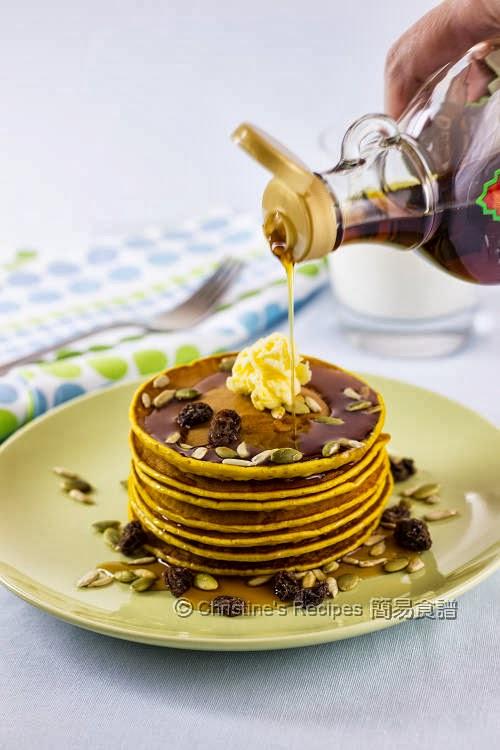 Pumpkin Pancakes01