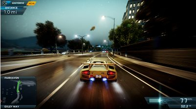 Game Need For Speed Most Wanted 2012