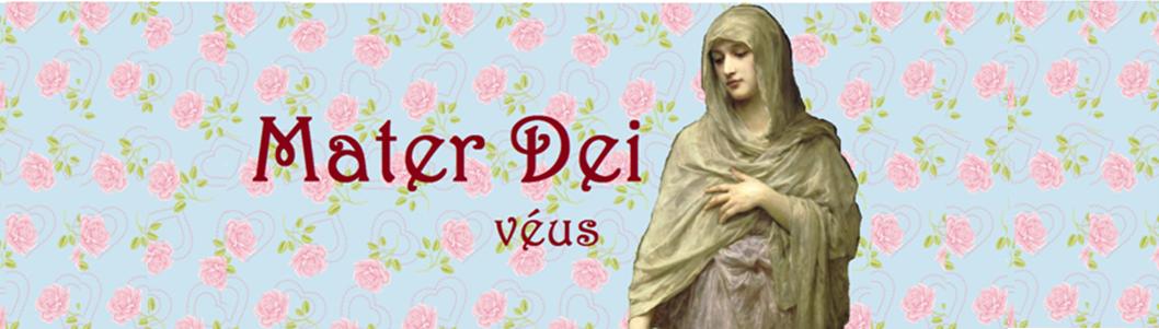 Mater Dei - véus