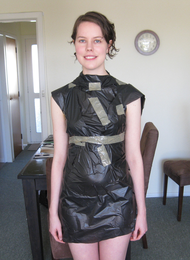 Making It Well: I Made My Own Dress Form!