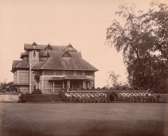 Museum+of++Trivandrum+-+1900