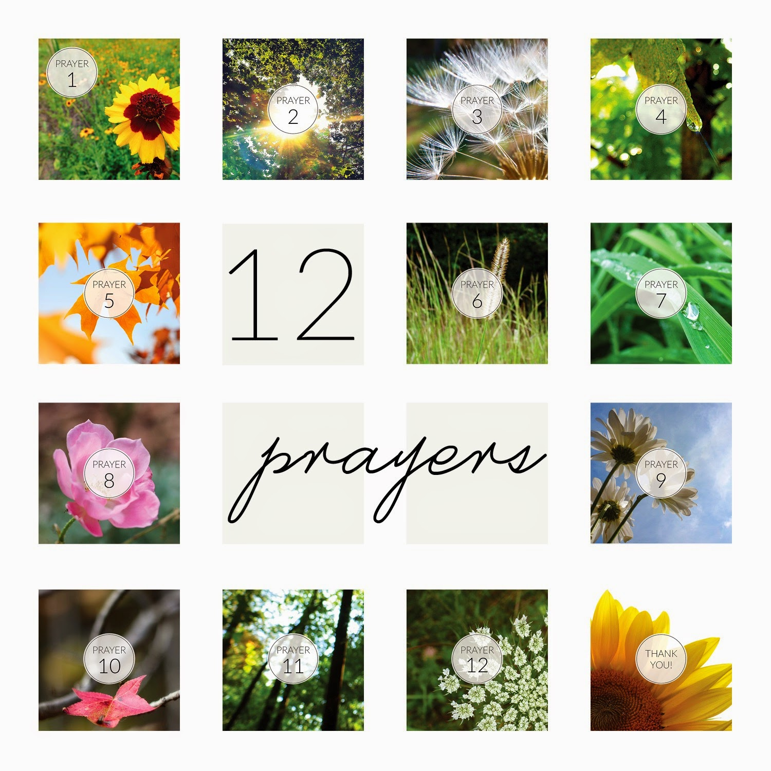 12 Prayers Shop