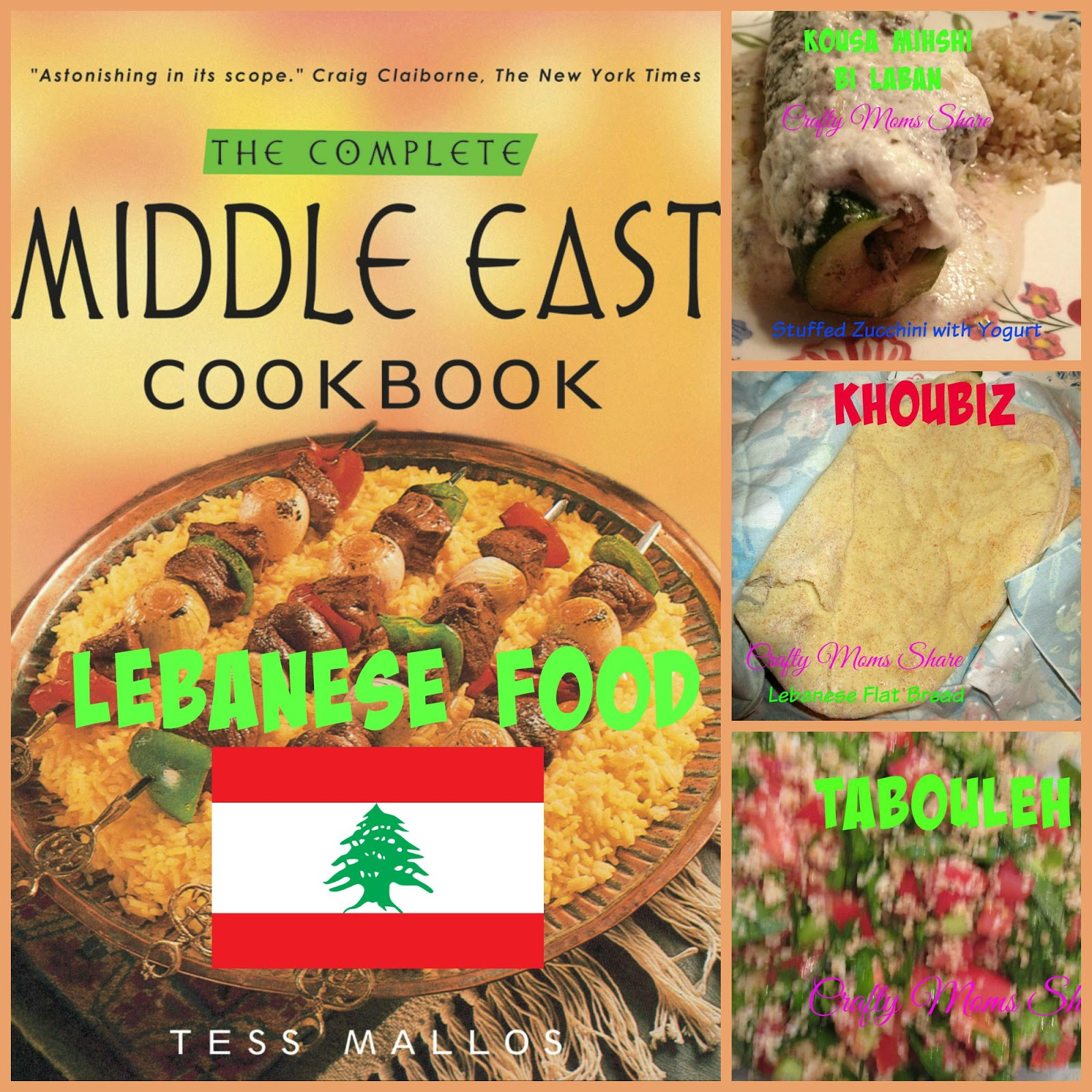 Crafty moms share lebanese music and food lebanese music and food forumfinder Images