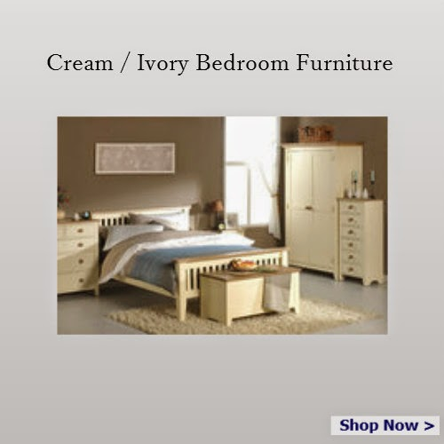 Ivory / Cream Pine Wooden Furniture