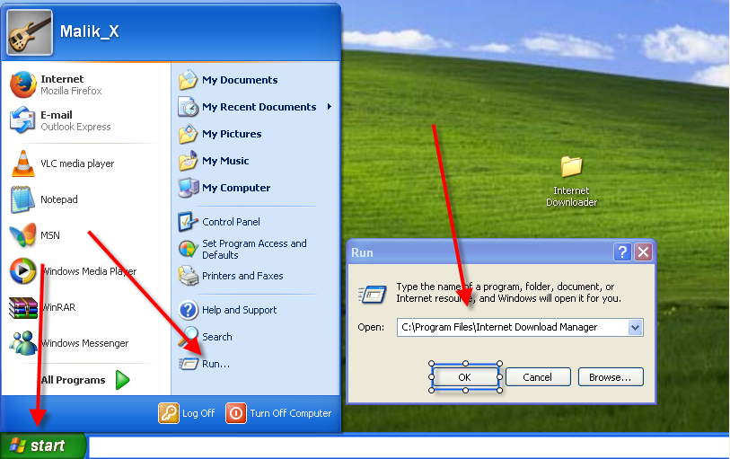 How To Internet Download Manager Registration With Serial ...