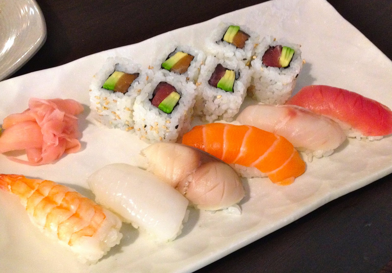 Delicious Looking Sushi Looking Sushi Sandwiches
