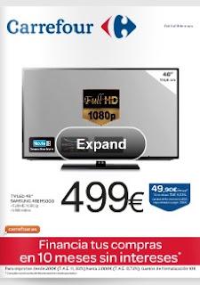 Catalogo televisores carrefour 5-2013