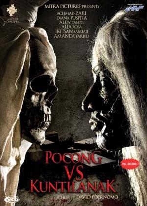 Pocong vs Kuntilanak