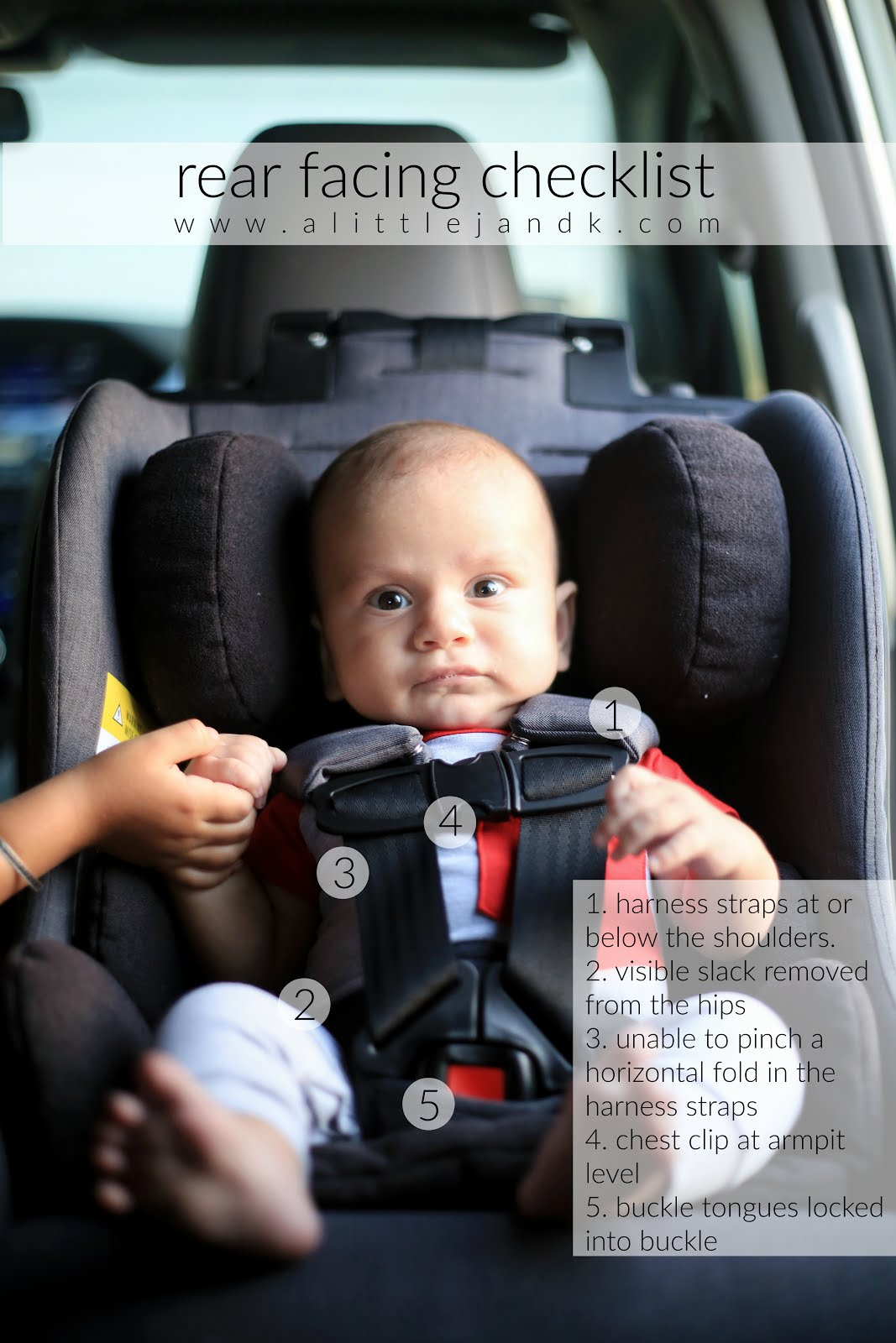 Car Safety Seat Stalled